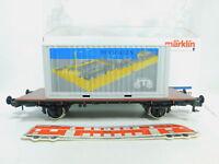 BO269-2# Märklin Spur 1/AC 5411 Güterwagen Metallachsen/Federpuffer, NEUW+OVP