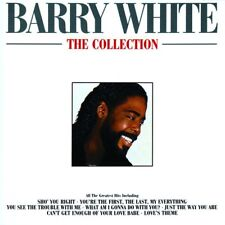 The Collection - Barry White (Album) [CD]