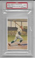 1932 SANELLA MARGARINE BABE RUTH TYPE B PSA 5 EX & MAX SCHMELING IN FULL SET-112