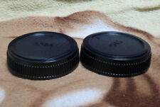 2x Rear Lens cap Cover Protector for Olympus OM manual SLR mount lens OM-1 OM2