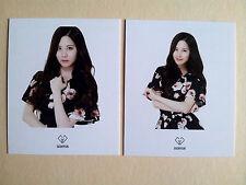 SNSD Girls' Generation Coex POLAROID CARD SM OFFICIAL GOODS  - Seohyun (2pcs)