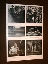 Venezia nel 1920 Esposizione arte Opere Nomellini Ferrazzi Agazzi Sammartini