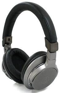 Audio-Technica ATH-AR5BT Bluetooth Noise Cancelling Headphones - Steel Black