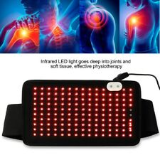 Infrared LED Red Light Therapy Shoulder Wrap Back Muscle Pain Relief Treatment