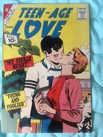 Teen-Age Love #23 (1958 Charlton) VG