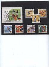 Olympische Spiele Barcelona 1992 Satz aus Madagaskar