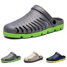 Mens & Boys Summer Slippers Slip On Straps Sports Sandals Holiday Beach Shoes