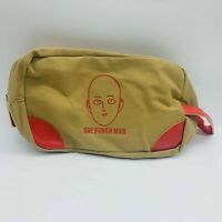 One Punch Man Dopp Kit Bag Loot Anime Crate Tenacious July 2019 EXCLUSIVE NEW