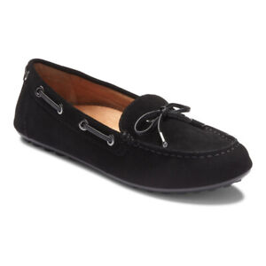 Vionic Womens Honor Virginia Leather Moccasin Comfort Loafers