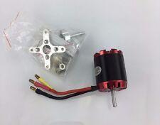 EMP Brushless 3545 1250kv Outrunner Motor For Remote Controls w/ Hardware