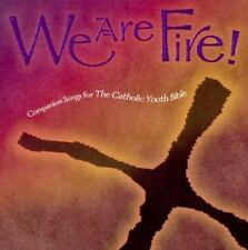 "Various Artists : We Are Fire!: Companion Songs for ""The Catholic Youth"