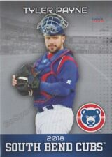 2018 South Bend Cubs Tyler Payne RC Rookie Chicago Minor