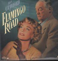 Flamingo Road Joan Crawford MGM/UA 1993 Extended Play B&W  Laser Disc 110718AMLD