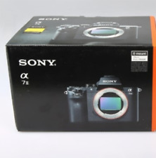 NEW Sony A7II A72 ILCE7M2 Full-frame Mirrorless Camera (Body Only)