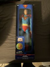 "SUPERMAN Mego Classic 14"" Limited Edition Action Figure  NIB"