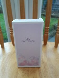 AVON LILY SOFT MUSK EAU DE TOILETTE 50ml - NEW IN BOX