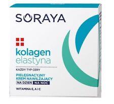 SORAYA COLLAGEN & ELASTIN caring moisturizing face cream
