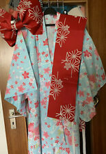 Original Yukata Set - Flowers