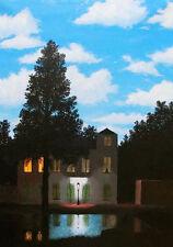 Magritte # 42 cm 35x50 Poster Affiche Plakat Cartel Stampa Grafica Art papiarte