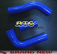 For Toyota Hilux LN106 LN111 LN107 LN130 3.0 Silicone Radiator Hose Kit BLUE