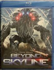 NEW BEYOND SKYLINE BLU RAY FREE WORLD WIDE SHIPPING BUY IT NOW ACTION SCI-FI FUN