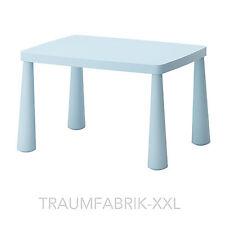 IKEA TAVOLO PER BAMBINI ARREDAMENTO sielzimmer mobili cameretta dei Blu NUOVO