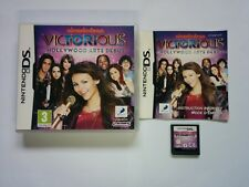 Victorious: Hollywood Arts Debut - Nintendo DS - 2DS 3DS DSi - Free, Fast P&P!