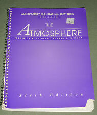 Atmosphere by Carbone (1995, Paperback), Laboratory Manual, Sixth Edition