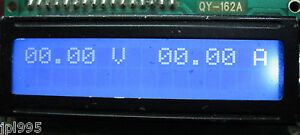 VOLTMETER AMMETER WITH A LOT OF OPTIONS