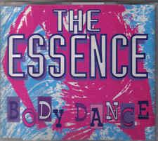 The Essence-Body Dance cd maxi single eurodance