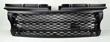 Range Rover Sport 06-09  Honeycomb Mesh Matte Black Front Bumper Hood Grill