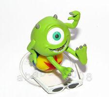 Takara Tomy Disney pixar Monsters Inc Mike Wazowski figure gashapon (1pcs )