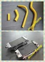 40mm aluminum alloy radiator and silicone hose Suzuki RM-Z250/RMZ 250 2004