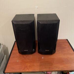 Technics 3 Way Speaker System SB-CH530A 70W - 2 Units