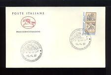 1997 ITALIA FDC PONI 4.4.1997 OBISPO AMBROSIO