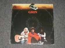 Grin~Self-Titled Lp~1971 Pop Rock~Nils Lofgren~Neil Young & Crazyhorse~Fast Ship