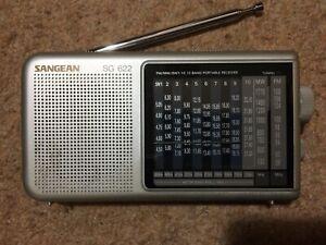 Sangean SG622 World Shortwave Radio