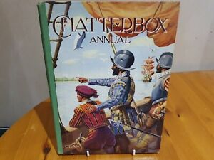 """Vintage """"Chatterbox Annual"""""""