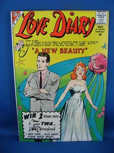 LOVE DIARY 9 F+ 1960