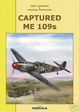 CAPTURED ME 109S FULL COLOR BOOK JACKIEWICZ