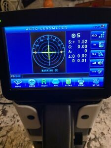 Lensmeter Optical Auto Lensometer with 7'' LCD Touch Screen