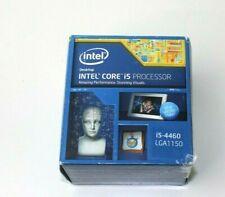Intel Core i5-4460 3.2 GHz Quad-Core Processor  LGA 1150