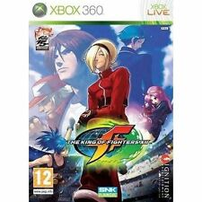 THE KING OF FIGHTERS XII (12) XBOX 360. NUEVO, PRECINTADO.