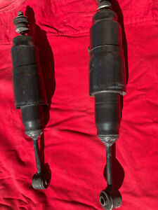 Ford Expedition Lincoln Navigator 4X4 Air Shocks Front Monroe 40004