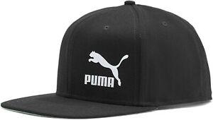 Puma Adults Unisex Lifestyle Colourblock Snapback Cap 022522 01