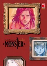 MONSTER DELUXE N.1-2-3-4-5-6-7-8-9 serie completa RISTAMPA panini planet