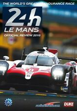 Le Mans 24h Official Review 2018 DVD Alonso in Toyota plus Ford Porsche TVR *NEW