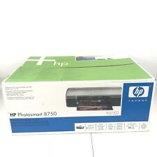 New HP Photosmart 8750 Large Format Professional Photo Printer