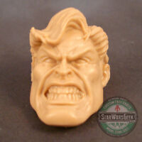 "ML236 Custom Sculpt Cast Cain Marko Juggernaut head use w/6"" Marvel Legends"