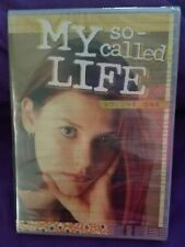 My So-Called Life - Volume One - Dvd - New and factory sealed!